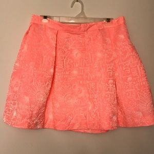Lilly Pulitzer Harlie Pleated Pouf Skirt
